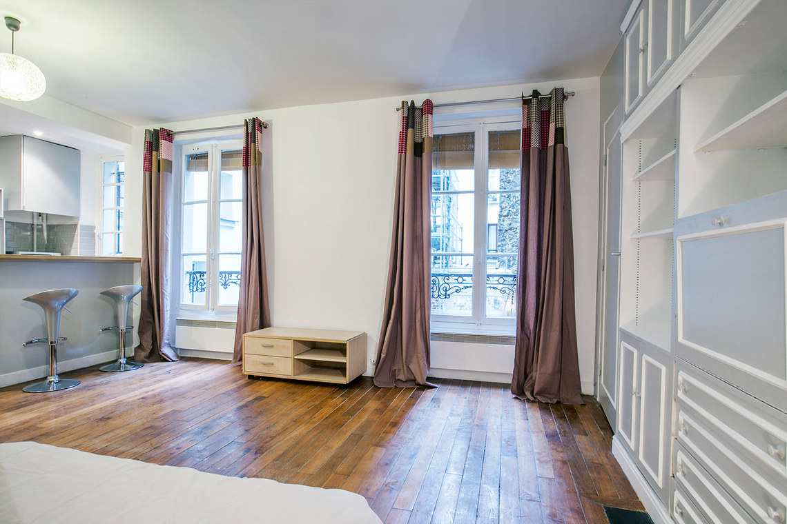 Appartement Paris Rue André del Sarte 5