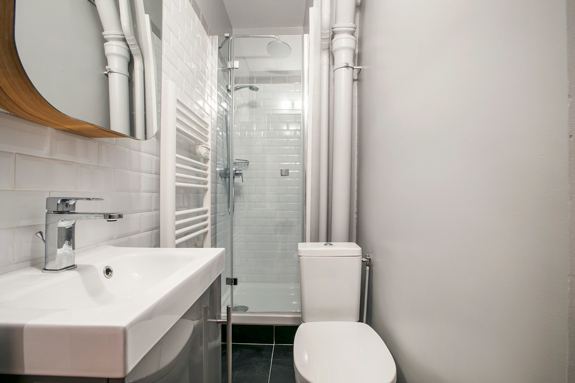 Appartement Paris Rue André del Sarte 11