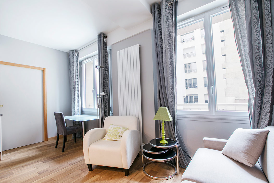 Appartement Paris Rue Vaneau 2