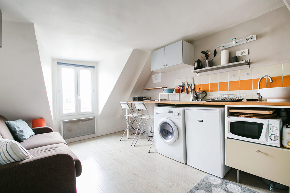 Apartment Paris Rue Ferdinand Duval 4
