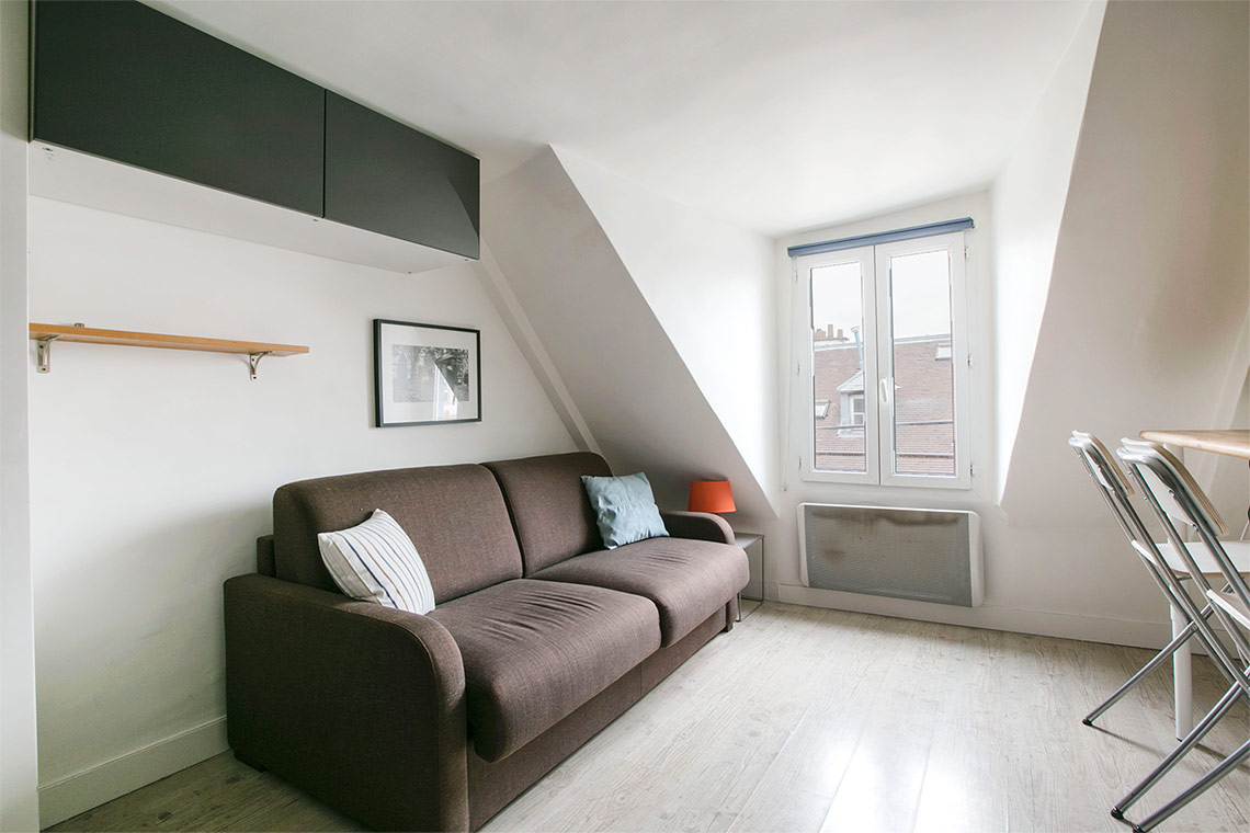 Apartment Paris Rue Ferdinand Duval 3