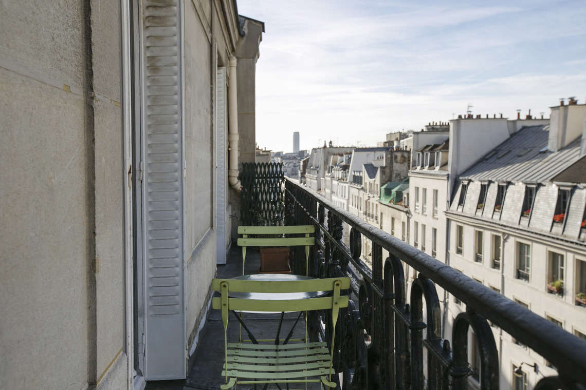 Apartment Paris Rue Vieille du Temple 11