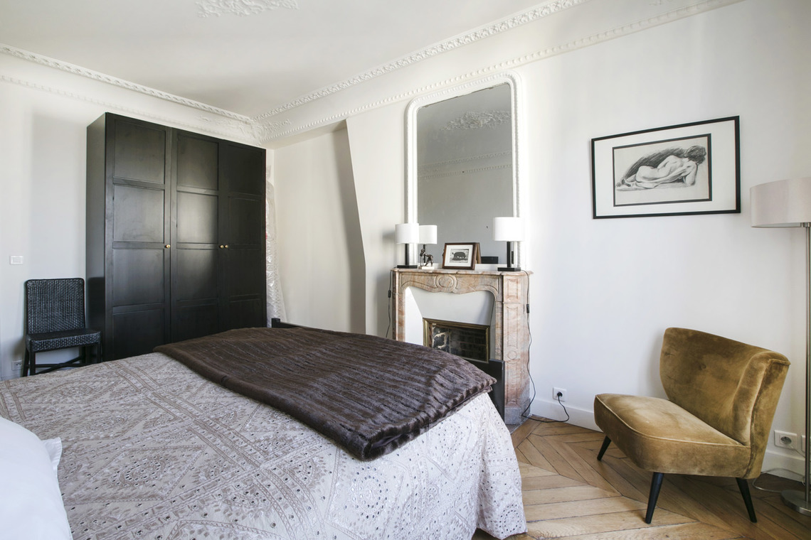 Apartment Paris Rue Vieille du Temple 7