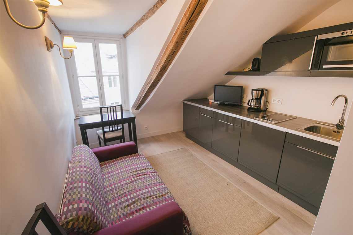 Apartment Paris Rue Dauphine 2