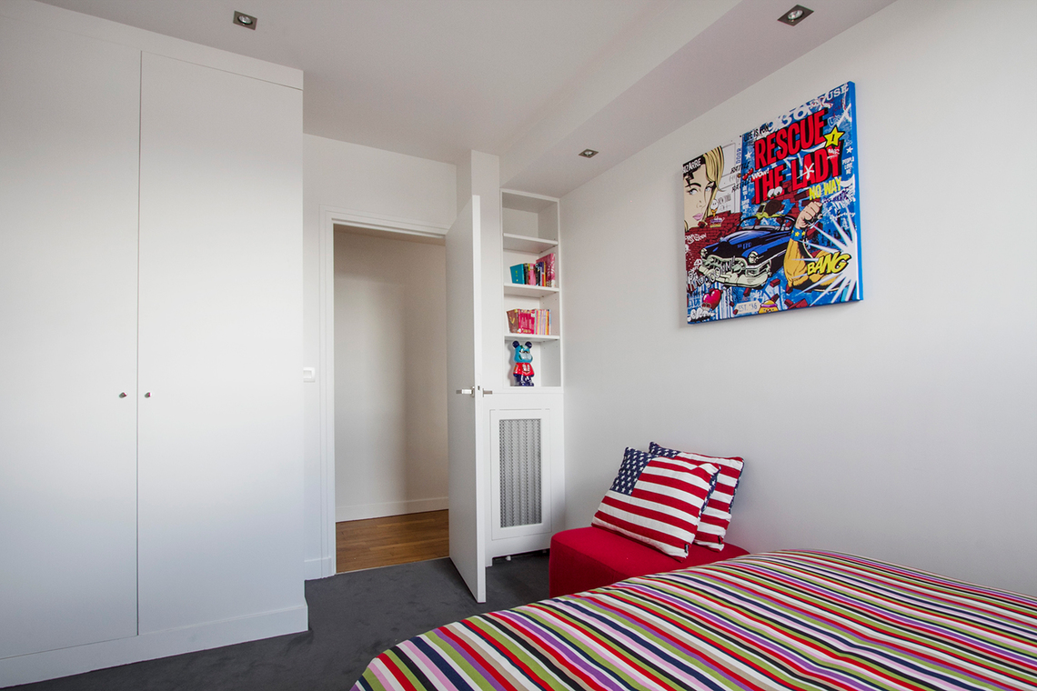 Appartement Paris Rue de Passy 11
