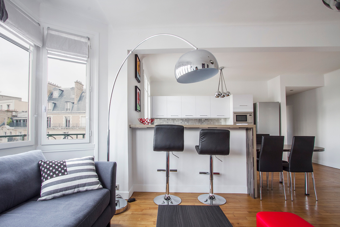 Appartement Paris Rue de Passy 3