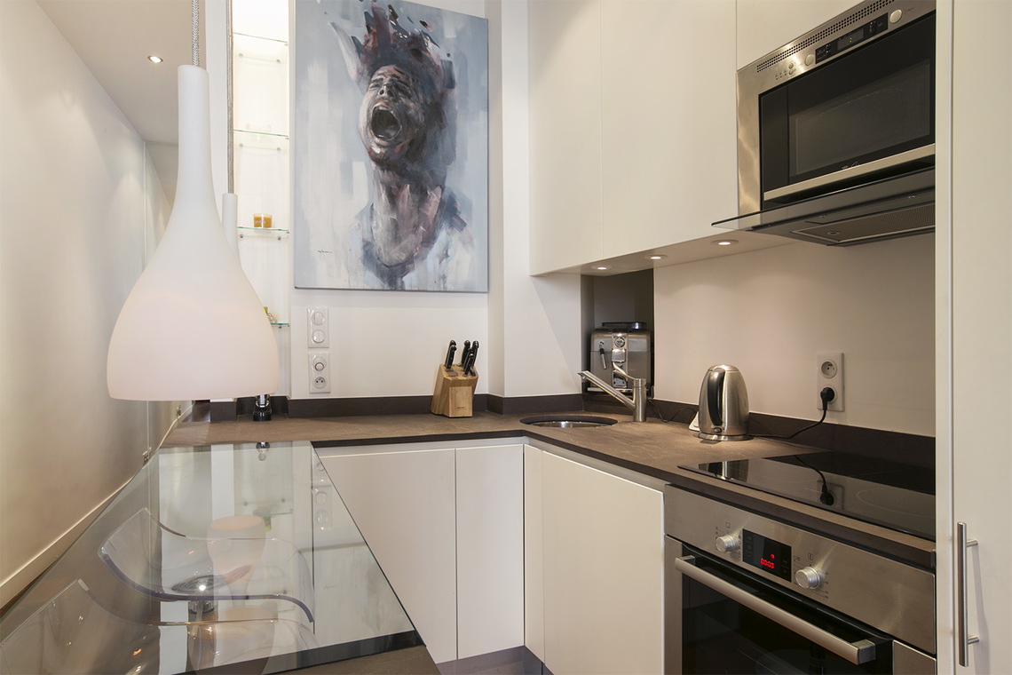 Apartamento Paris Rue Saint Honoré 6