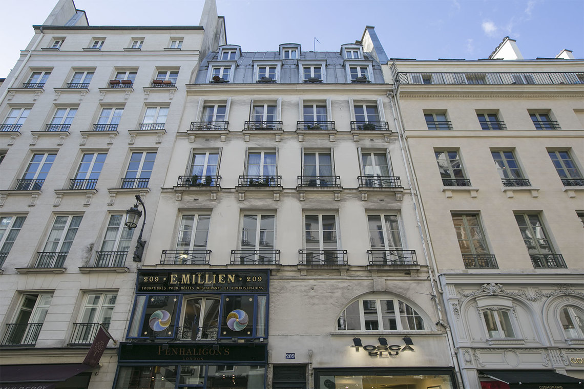 Apartamento Paris Rue Saint Honoré 12