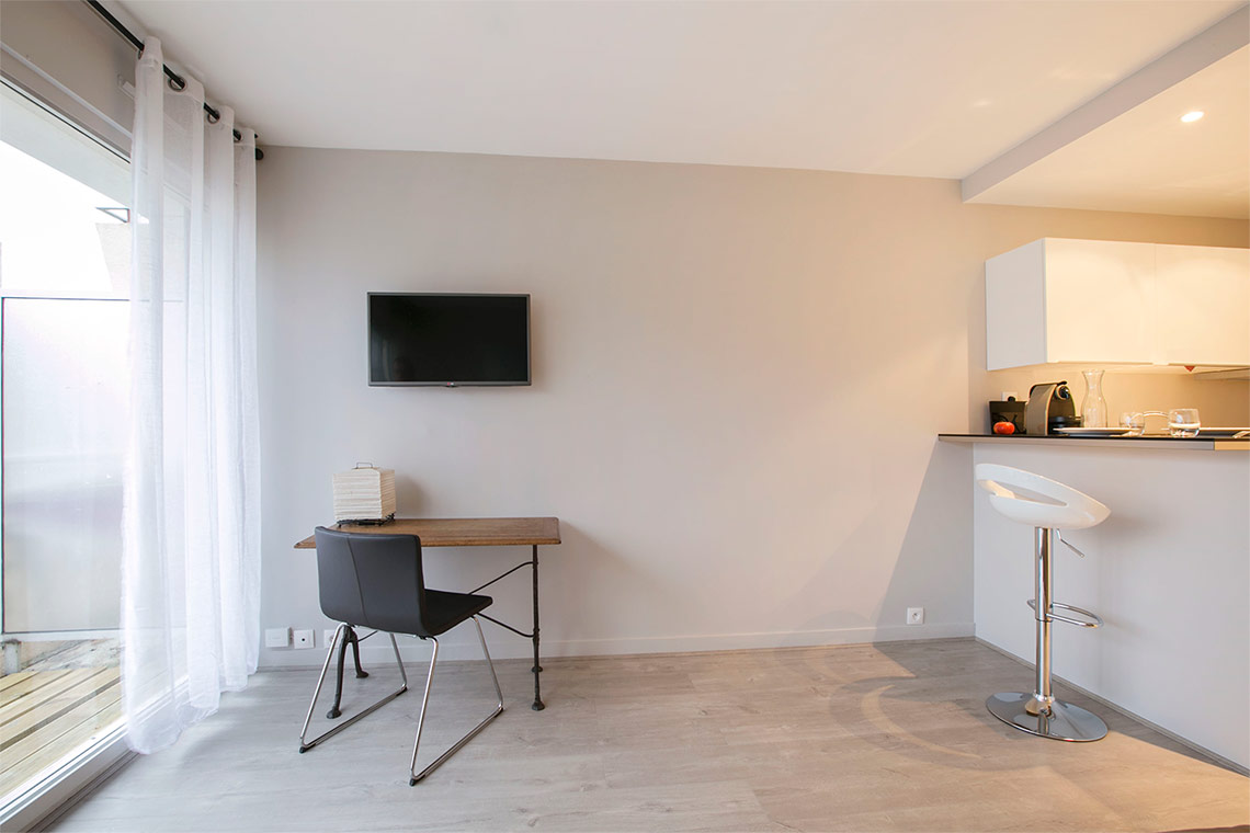 Apartment Paris Rue des Bergers 4