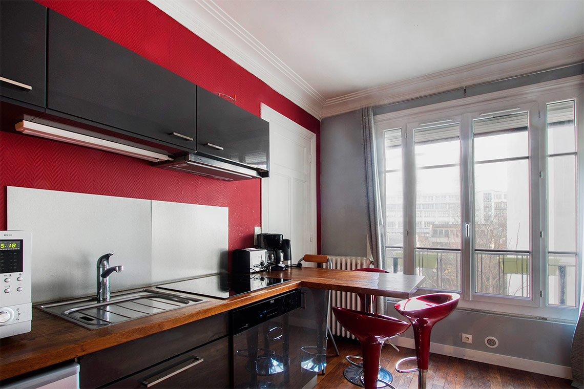 Apartment Paris Rue de Vaugirard 6