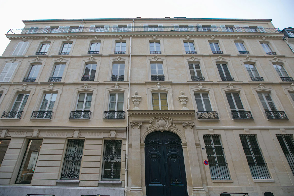 Apartment Paris Rue de Lille 11