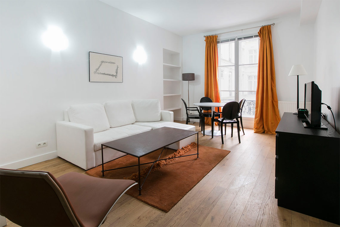 Furnished apartment for rent Paris Rue de Lille