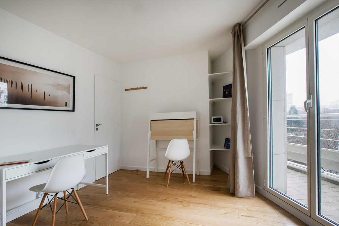 Appartement Paris Avenue Daumesnil 13