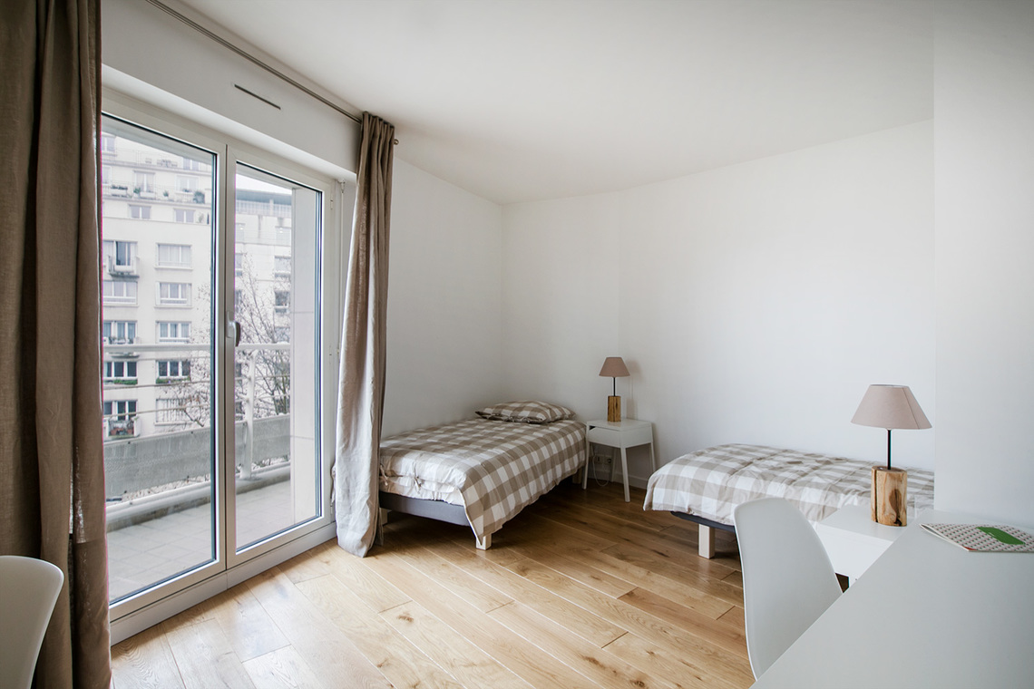 Appartement Paris Avenue Daumesnil 11