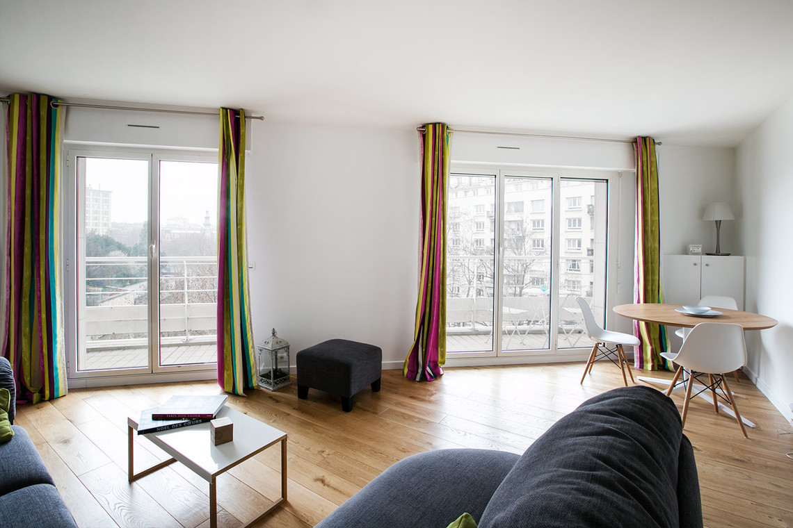 Appartement Paris Avenue Daumesnil 2