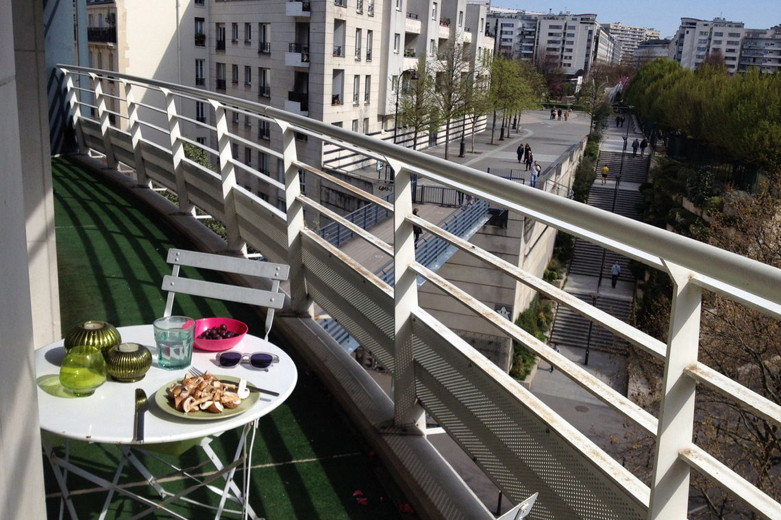 Appartement Paris Avenue Daumesnil 16
