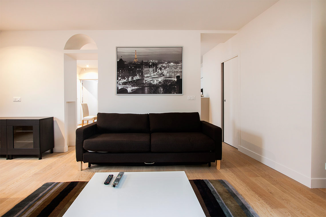 Appartement Paris Avenue Foch 9