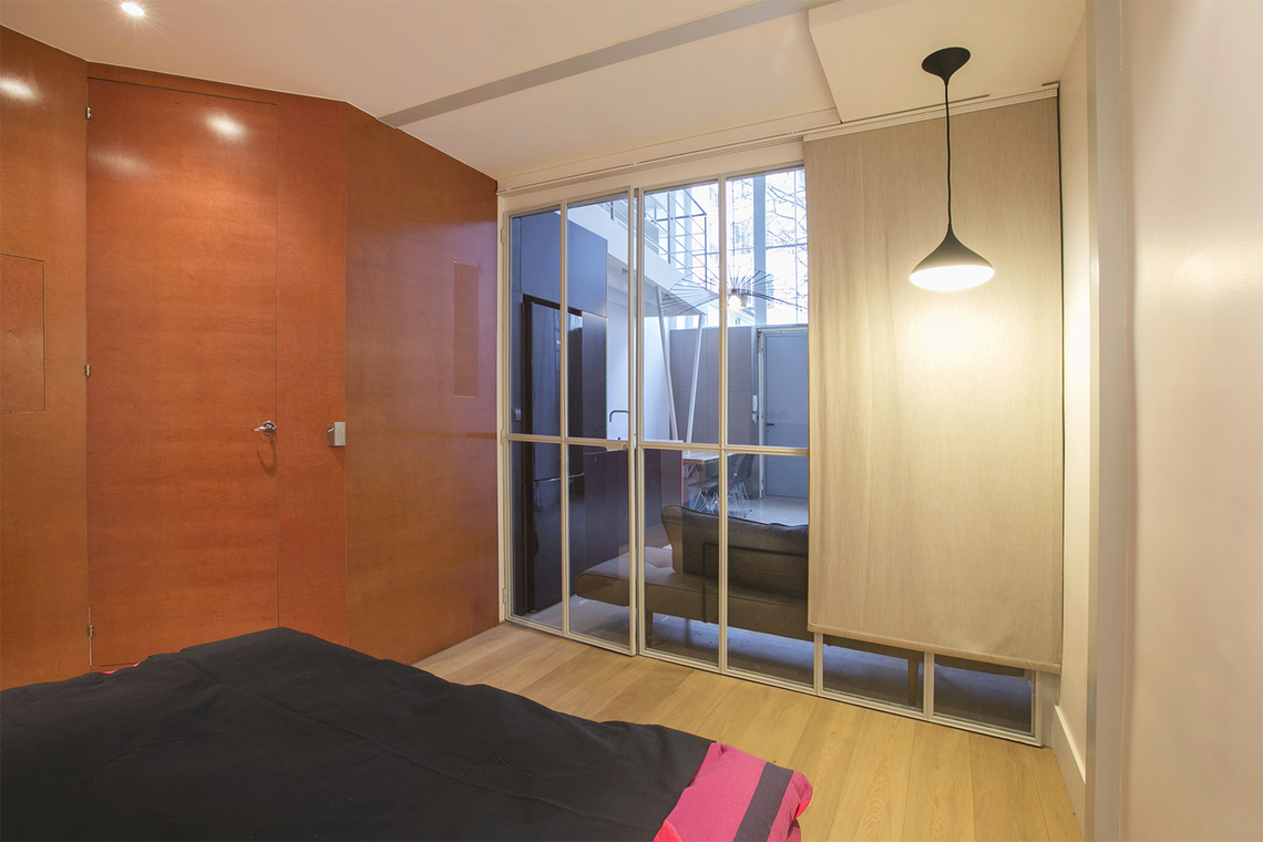 Apartment Paris Rue Henri Barbusse 6