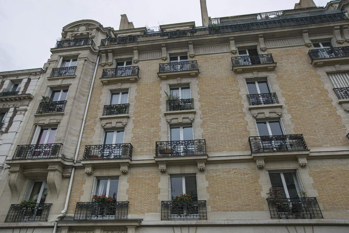 Apartment Paris Rue Henri Barbusse 13