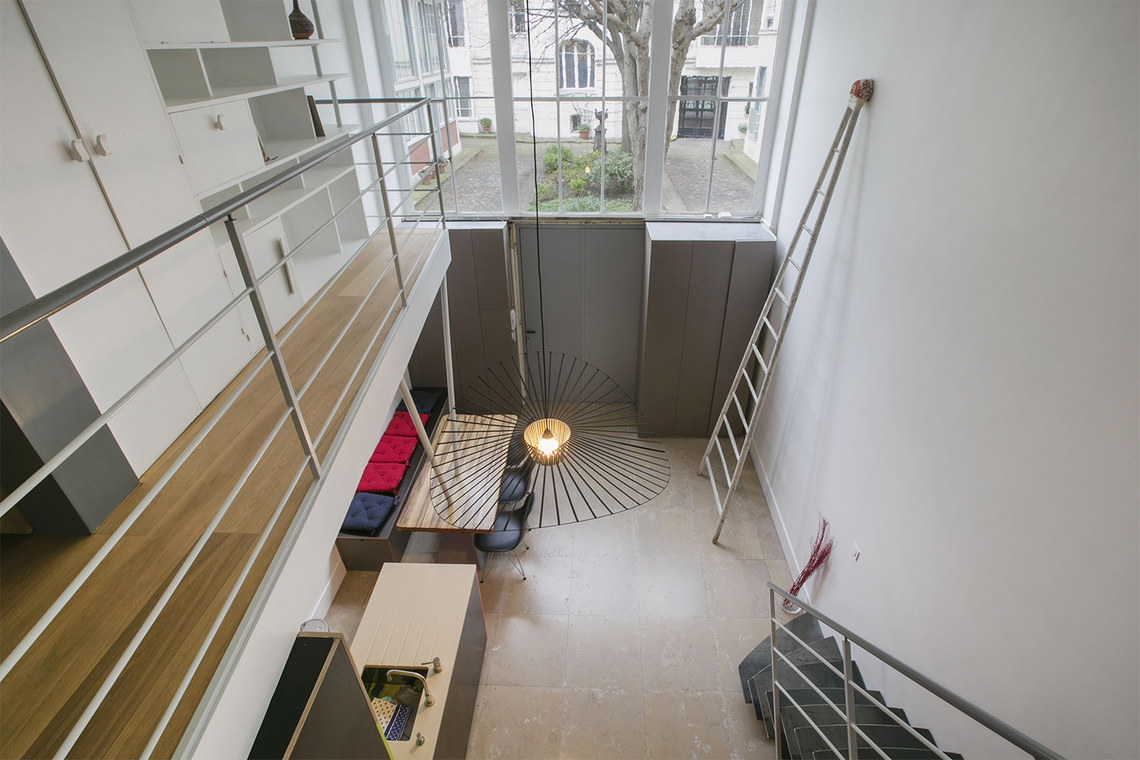 Apartment Paris Rue Henri Barbusse 3