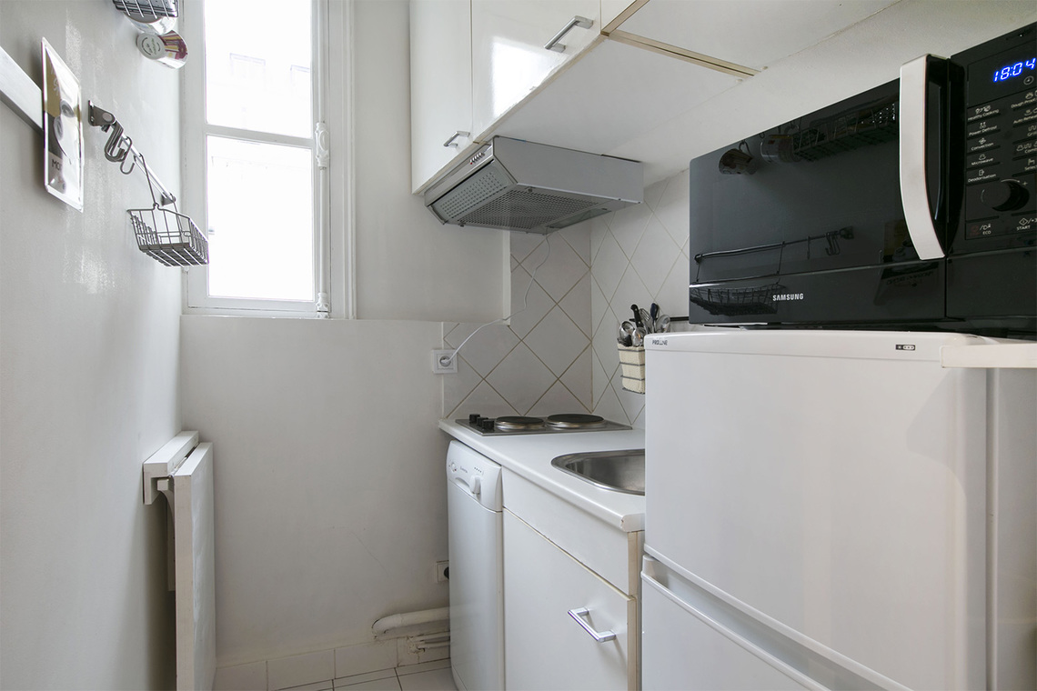 Appartement Paris Rue de Bassano 8