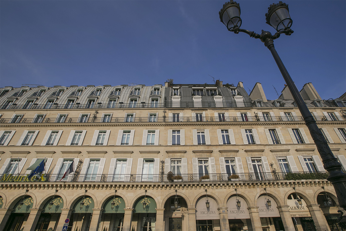 Apartment Paris Rue de Rivoli 14