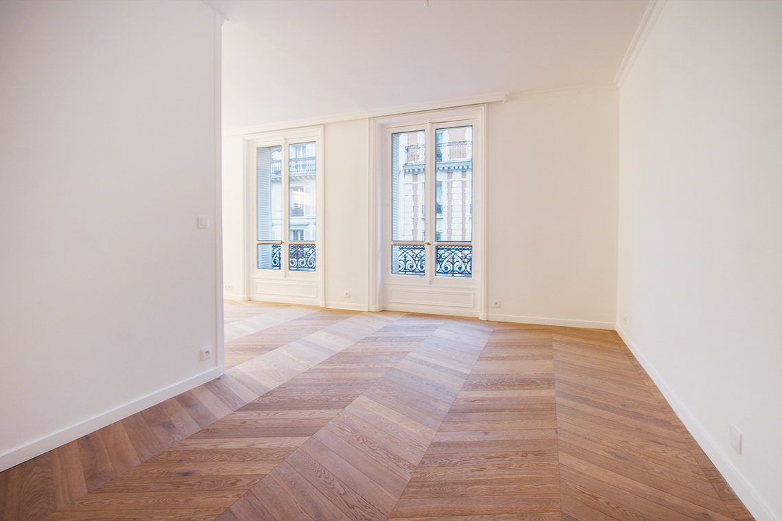 Appartement Paris Rue du Four 2