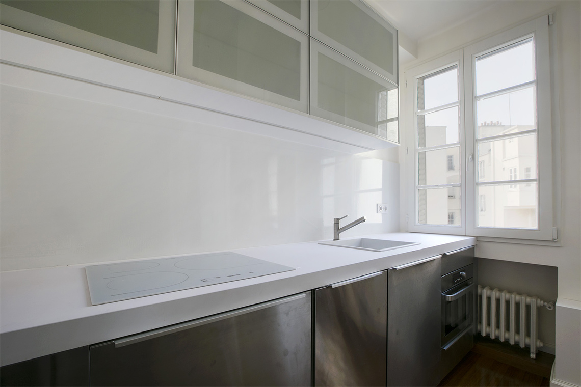 Appartement Paris Rue Saint Didier 7