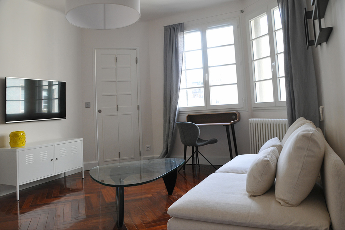 Appartement Paris Rue Saint Didier 4
