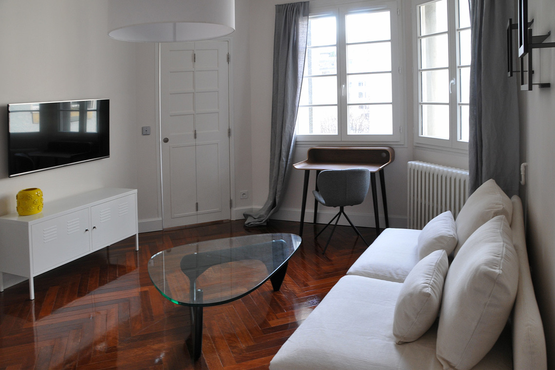 Appartement Paris Rue Saint Didier 3