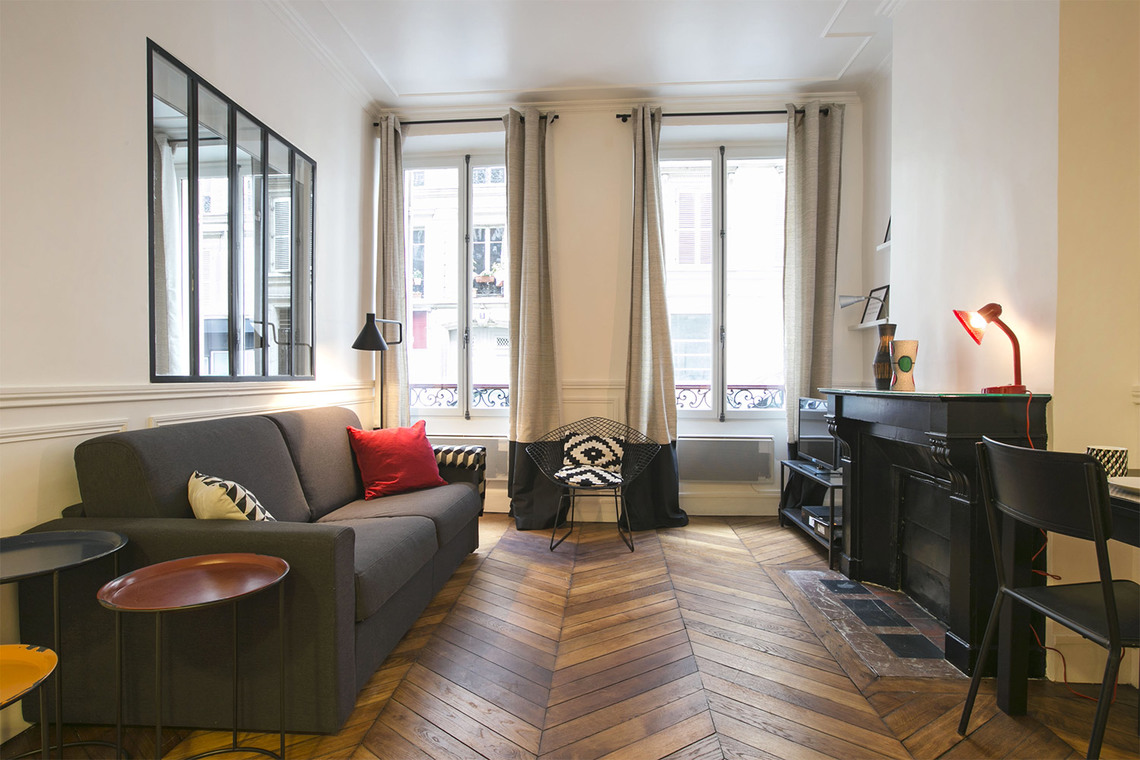 Paris Rue de Calais Apartment for rent