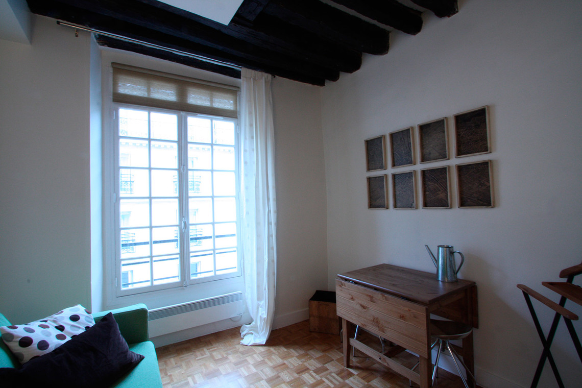Paris Rue de Turenne Apartment for rent