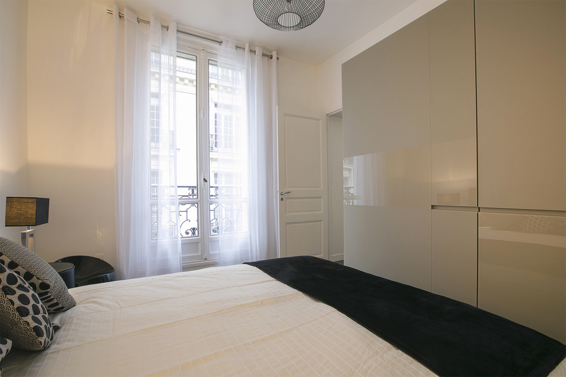 Appartement Paris Rue Chalgrin 8