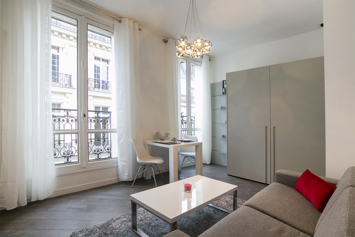 Appartement Paris Rue Chalgrin 2