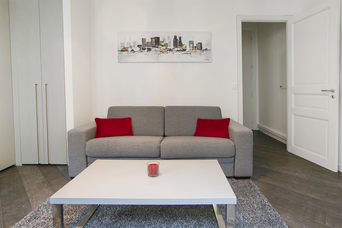 Appartement Paris Rue Chalgrin 3