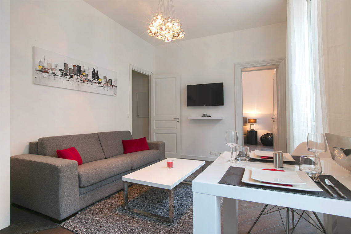 Appartement Paris Rue Chalgrin 4