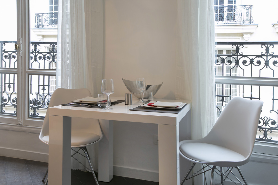 Appartement Paris Rue Chalgrin 5