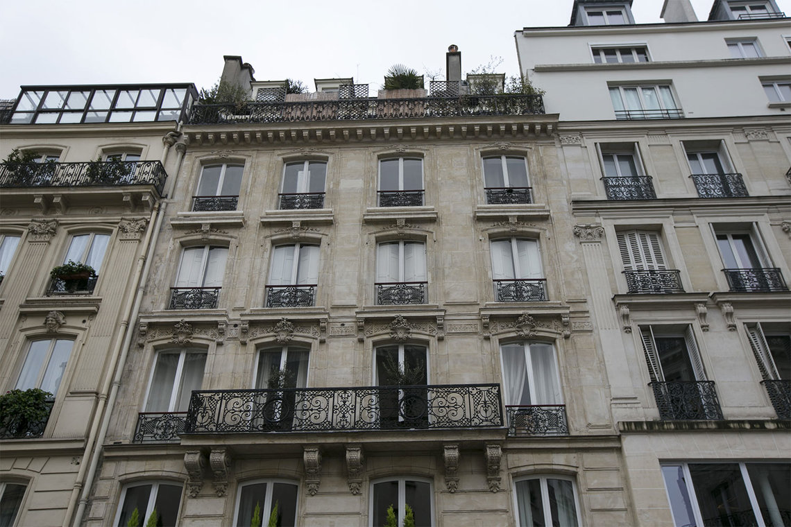 Apartment Paris Rue du Faubourg Montmartre 16