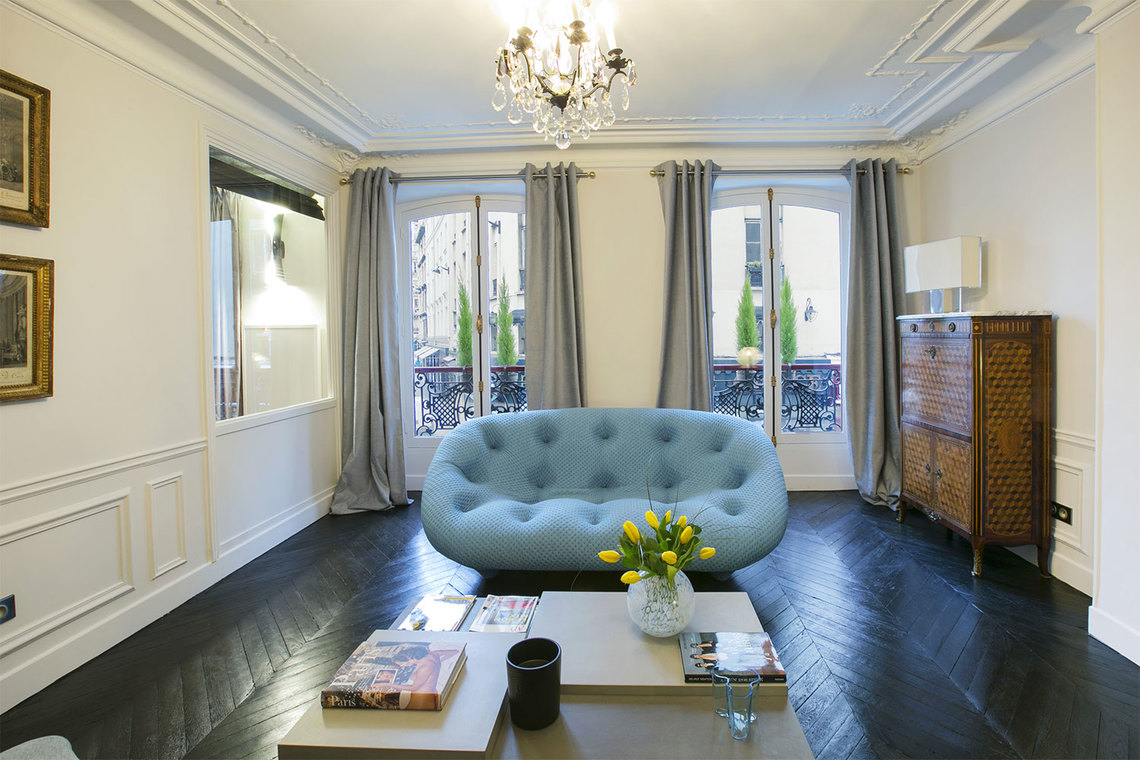 Paris Rue du Faubourg Montmartre Apartment for rent