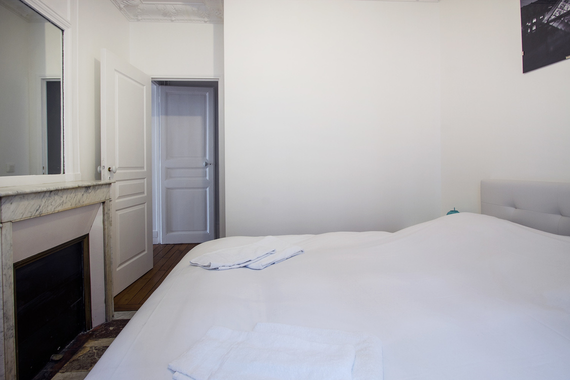 Appartamento Paris Rue Sextius Michel 7