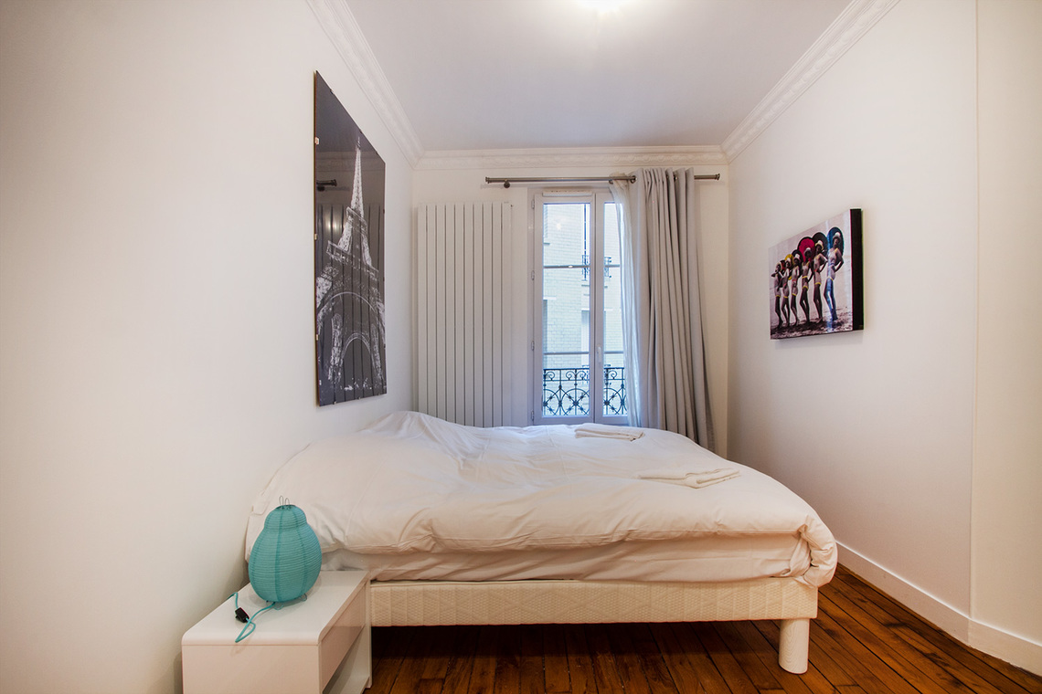 Appartamento Paris Rue Sextius Michel 10