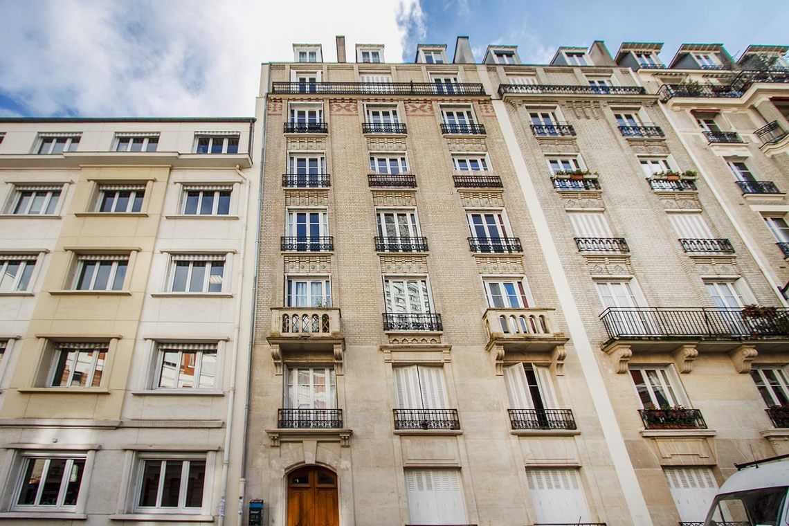 Appartamento Paris Rue Sextius Michel 13