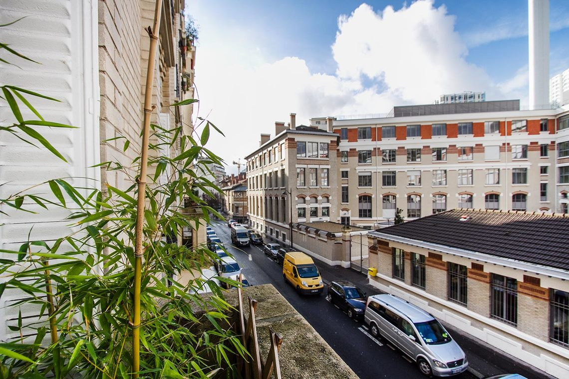 Appartamento Paris Rue Sextius Michel 12