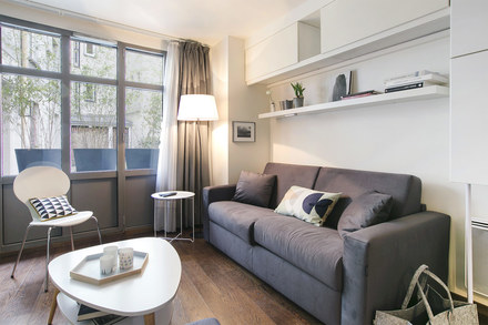 Furnished Apartment Rental In Paris