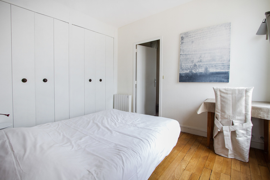 Apartment Paris Rue Popincourt 9
