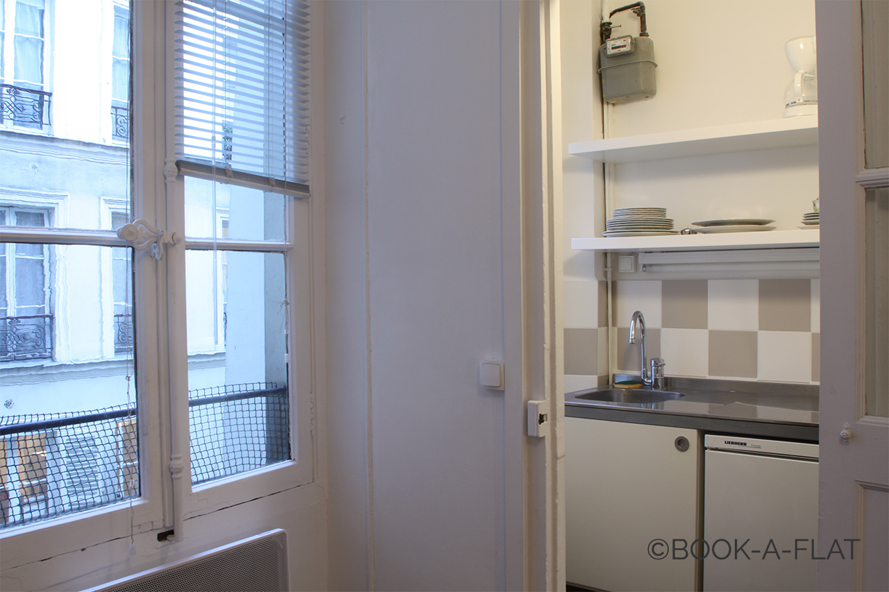 Appartement Paris Rue Saint Antoine 6