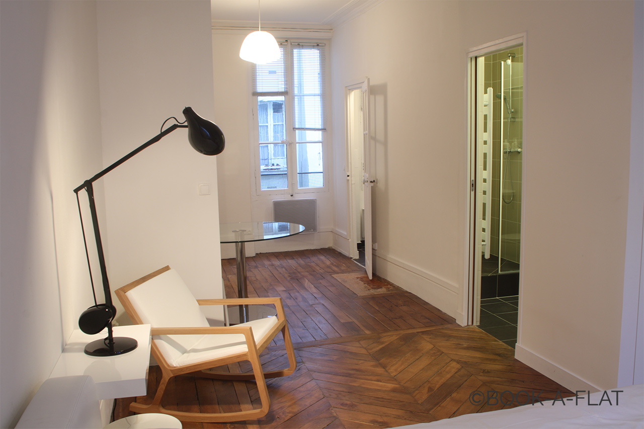 Furnished apartment for rent Paris Rue Saint Antoine