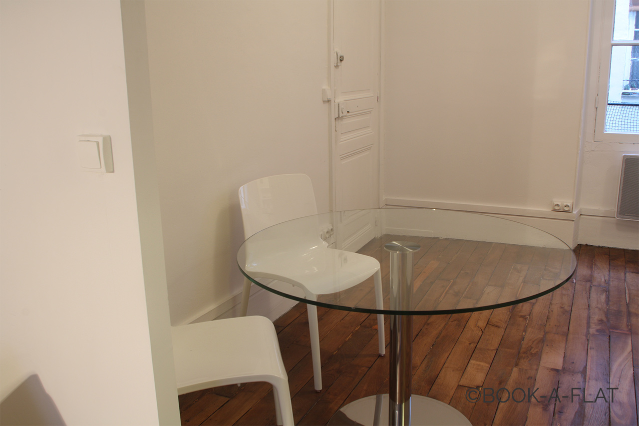 Appartement Paris Rue Saint Antoine 2