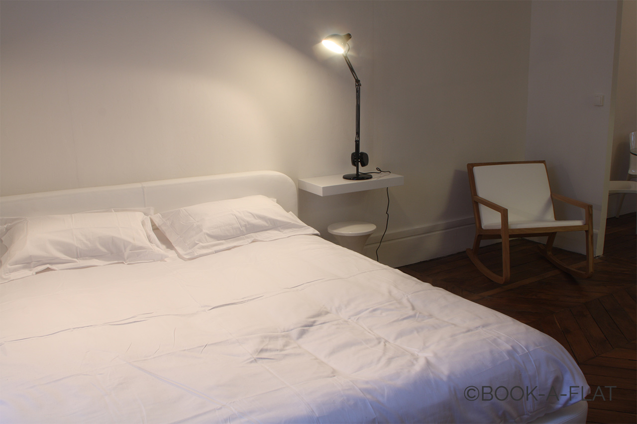 Appartement Paris Rue Saint Antoine 3