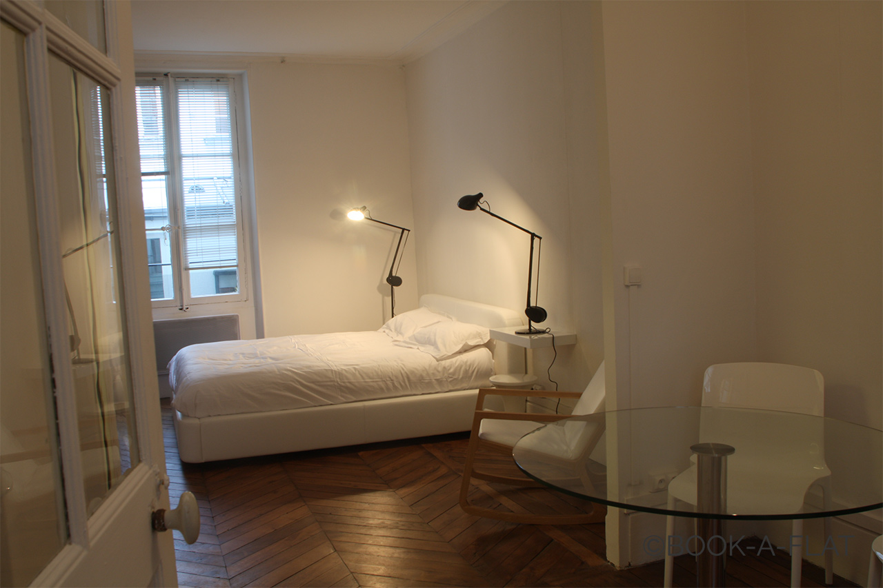Appartement Paris Rue Saint Antoine 4
